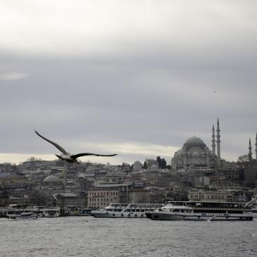 Hoşgeldiniz in Istanbul // Welcome to Istanbul