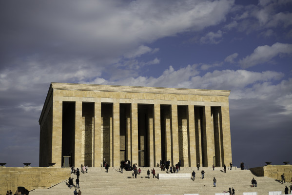 Mausoleum von Atatürk