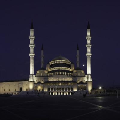 Kocatepe-Moschee