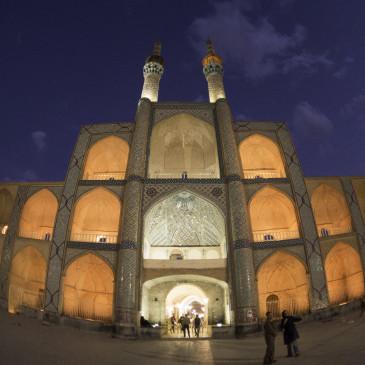 Yazd – Windtürme und der Geschmack von Wüste