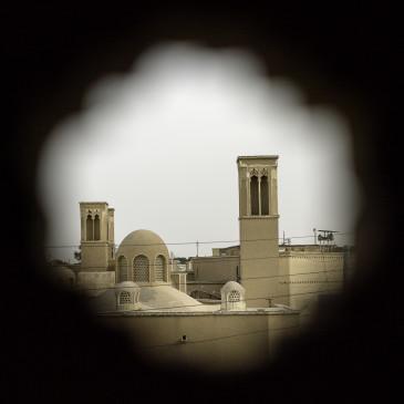 Kashan – Herrenhäuser und der Garten des Shahs
