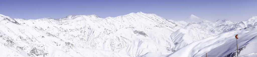 Dizin auf 3.600m