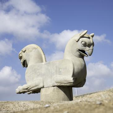 Persepolis und berühmte Persönlichkeiten