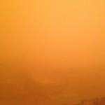 Sandsturm in Jaisalmer