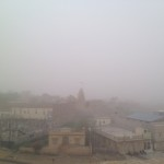 nach dem Sandsturm