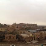Jaisalmer Fort nach dem Sandsturm