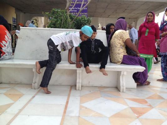 kleine Sikh