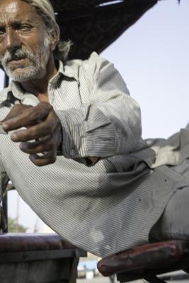 Jaipurs Straßenleben