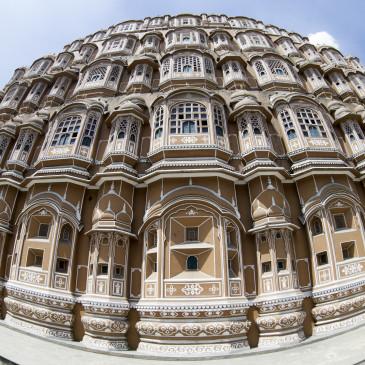 Rajasthan Teil 3: Jaipur oder die Pink City