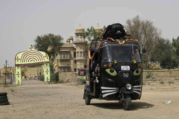 Rickshaw-Run