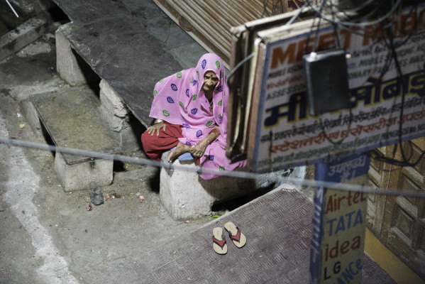 On the streets of Udaipur