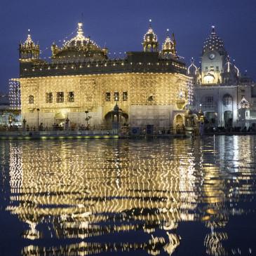 Amritsar – die Stadt der träumenden Bücher