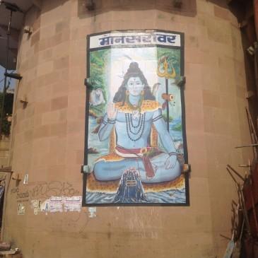 Varanasi und der heilige Ganges