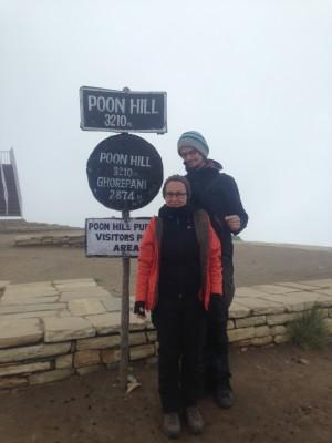 Poon Hill - Beweisphotos