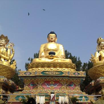 Die letzten Tage in Nepal