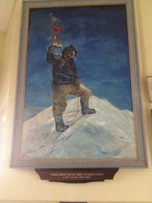Tenzing Norgay - Everest Erstbesteigung und so