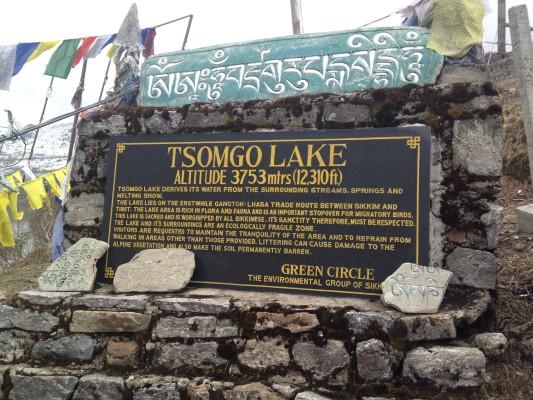 Tsomgo See
