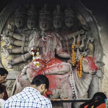 Guwahati – am Ufer des Brahmaputra