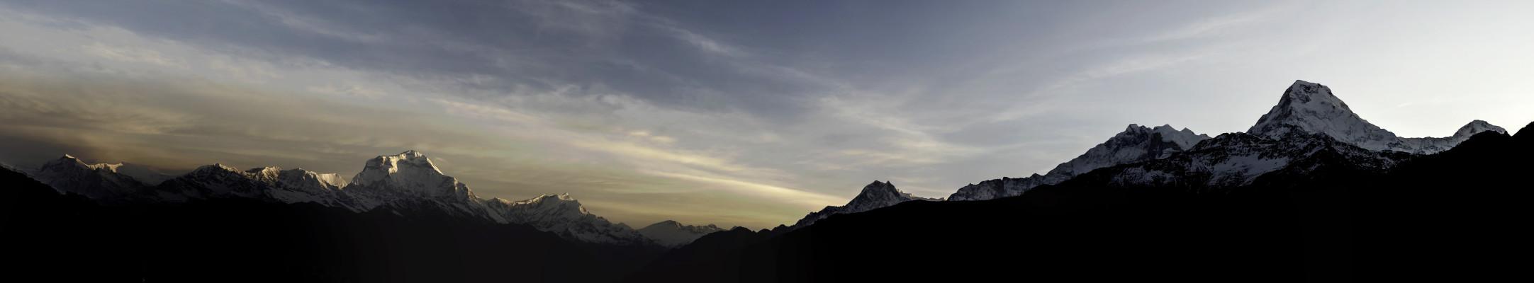 Guten Morgen Himalaya