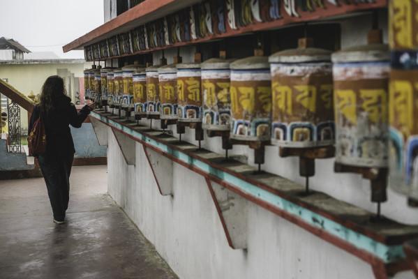 buddhistisches Kloster in Kalimpong